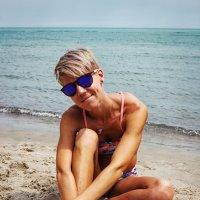На пляже :: Сергей Форос