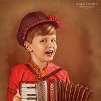 Портрет мальчика :: Malinka Art Galina Kazan
