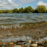 Озеро в апреле :: Alexander Andronik