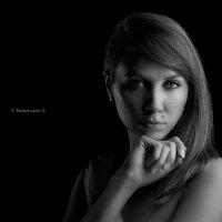 Студийный портрет, с искусственным освещением. :: Евгений Подшивалов