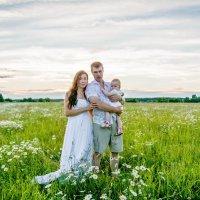 2 годовщина свадьбы. Семья)) :: Любовь