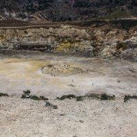о. Нисирос, кратер спящего вулкана :: Олег Oleg