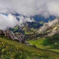 о горных туманах :: Elena Wymann