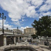 Мозаика фонтана :: Владимир Иванов