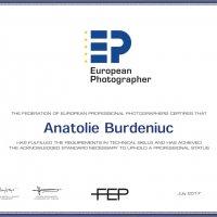 Фотоконкурс Европейской Федерации Профессиональных Фотографов :: Aнатолий Бурденюк