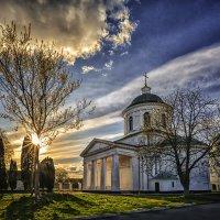 Церковь Всех Святых :: Александр Бойко
