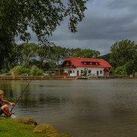 Рыбалка - дело клёвое! :: Ирина ...............
