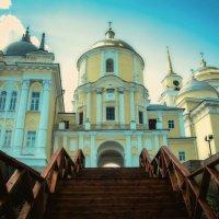 Дорога к храму :: Мария Богуславская