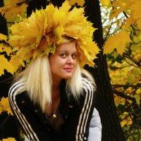Осенняя дама! :: Натали Пам