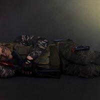 Соловьи, соловьи, не тревожьте солдат... :: Shmual Hava Retro