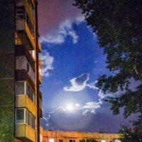 Полная луна :: юрий Амосов