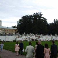 Архангельское. Вид на главный дворец :: Дмитрий Никитин