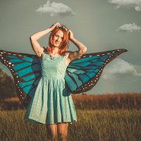 Бабочка :: Александра Булыгина