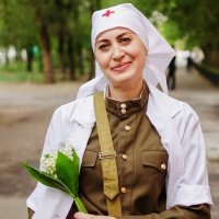 медсестра по имени Жанна :: Вероника Громова