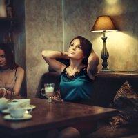 Кафе :: Roman Sergeev