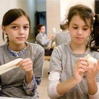 учимся лепить халу - 2 :: Grigory Spivak