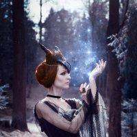 Волшебство рядом :: Irina Voinkova