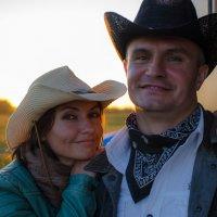 ковбой и его женщина... :: Анатолий