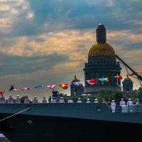Исакий и Макаров :: Маргарита Липунцова