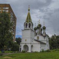 Церковь Успенья Божией Матери на Ильинской горе :: Сергей Цветков