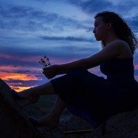 На закате :: Ирина Масальская