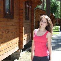 Утро на турбазе :: Алина Меркурьева