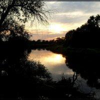 вечер у реки :: victor leinonen