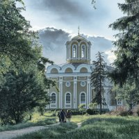 Церковь Св. Михаила и Фёдора. :: Андрий Майковский