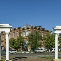 Прогулка по моему городу :: Игорь Сикорский