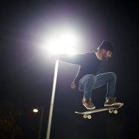 Скейтбордист :: Eddy Eduardo