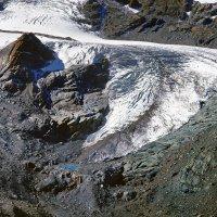 язык ледника :: Elena Wymann