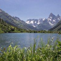 Озеро в горах :: Elena Ignatova