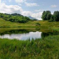 Озеро Зеркальное :: Tata Wolf