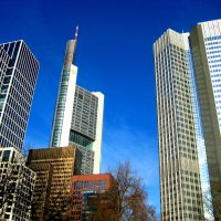 Высотные здания во Франкфурте на Майне :: spm62 Baiakhcheva Svetlana