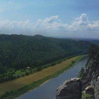 Природный национальный парк Саксонская Швейцария. :: Константин Тимченко