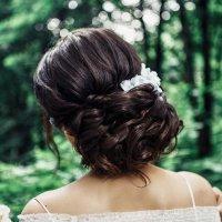 Красивая причёска :: Светлана Матонкина