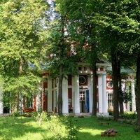 Летний храм во имя Гребневской иконы Божией Матери. :: Tatyana