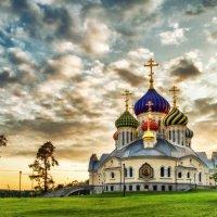 Церковь Святого Игоря Черниговского (Ново-Переделкино) :: Маry ...