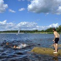 Долгожданное лето :: АЛЕКСАНДР СУВОРОВ