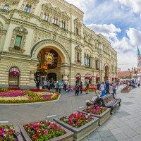 Москва, Центр. ГУМ. :: Игорь Герман