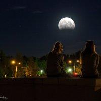 вою на луну... :: Nataliya Markova