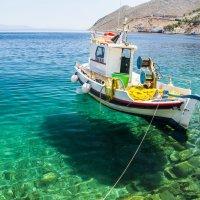 Греция, остров Сими :: Олег Oleg