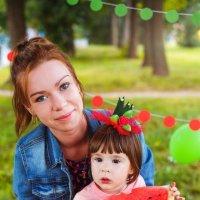 Арбузная принцесса :: Олеся Вагизова