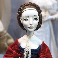 осторожно,хоть я и кукла :: Олег Лукьянов