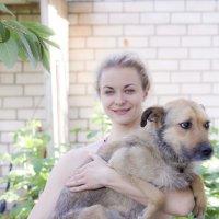Дама с собачкой :: Виталий