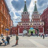 Москва, Центр. Призраки коммунизма бродят по Москве... :: Игорь Герман