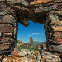 Старинное поселение Лисри, Мамисонское ущелье :: Ежъ Осипов