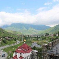 Фиагдон. Северная Осетия :: Любовь ***