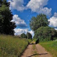 Улица села Кузьминское... :: Sergey Gordoff