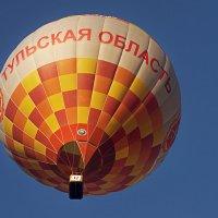 Фестиваль воздухоплавания Небо России :: Константин Тимченко